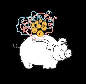 Cochon Gribouilli
